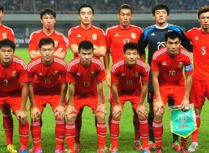 चीनको फुटबल सपना