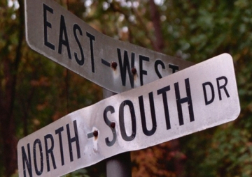दक्षिण–उत्तरको सम्बन्ध