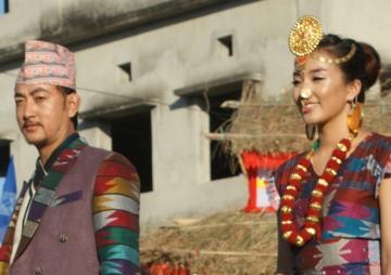 दमकमा लिम्बू पहिरन प्रदर्शनी