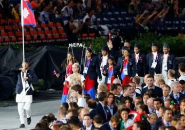 रियो ओलम्पिकको भव्य उद्घाटन