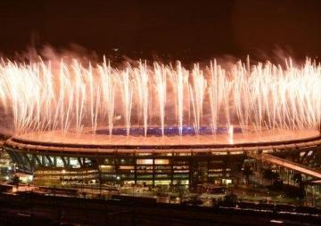 रियो ओलम्पिकको भव्य समापन