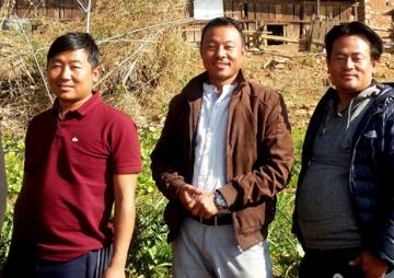 गाउँप्रति समर्पित पाँच दाजुभाइ