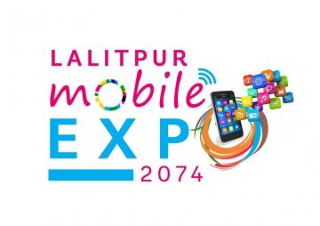 चौथो ललितपुर मोबाइल एक्स्पो हुँदै