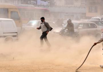 समस्या बन्दै वायु प्रदूषण