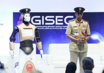 अब ड्युटीमै रोबोट पुलिस !