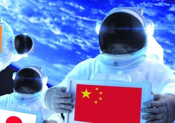 एशियाको नयाँ अन्तरिक्ष दौड