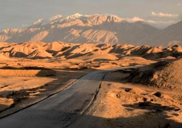 बलुचिस्तानको नेपालमा बाछिटा