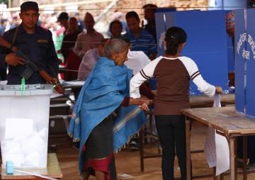 खर्चिलो स्थानीय निर्वाचन