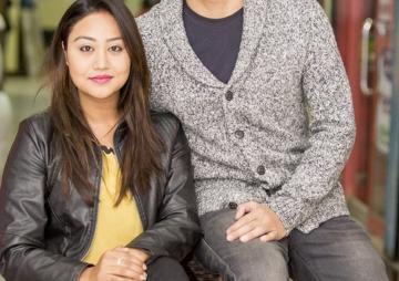 बिहे गर्दै अभिनेत्री आशिष्मा :'भाइले जुराइदियो जोडी'
