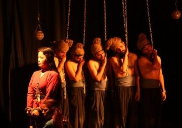 पोखरामा नाटक महोत्सव :थाङ्लादेखि एन्टिगोनीसम्म