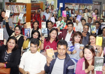 पोखरेली साहित्यः साधनाभन्दा हल्ला बढी