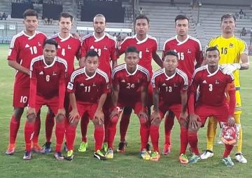 नेपाल भारतसँग २–० ले पराजित