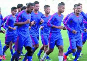 नेपाल फुटबलमा ३ स्टेप उक्लियो