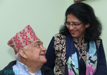 डा. तारानाथ शर्मा र शान्ताकाे ५० वर्षे प्रेमिल यात्रा