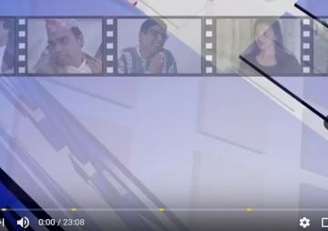 युट्युबमा बसाइँ सर्दै टिभी शृंखला