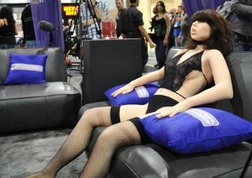 सेक्स रोबोटको मुड छैन