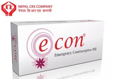 सिआरएसको १२० घन्टे गर्भनिरोधक