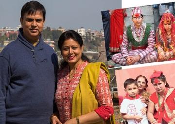 बदलिँदै समाज : विवाहको दोस्रो इनिङ