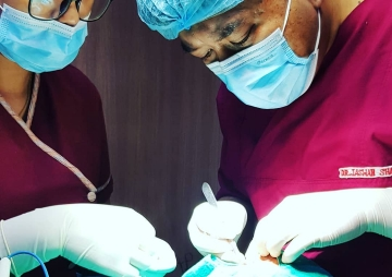 सुन्दर बनाउने सर्जरी