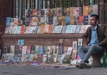 किताबी बिक्री: कोरोनाभन्दा करको डर
