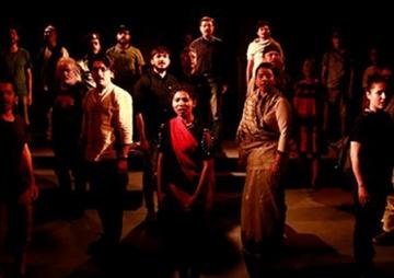 नाटक दृष्टि : निर्मला सम्झाउने 'महाभोज'