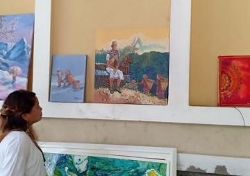 अन्तर्राष्ट्रिय कला शिविर