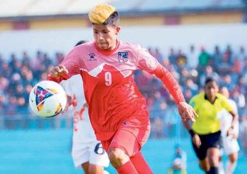 नेपाल फेरि उपविजेता