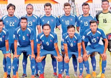 विश्वकपमा  नेपाल : दोस्रो छनोटकै खेल कठिन समूहमा