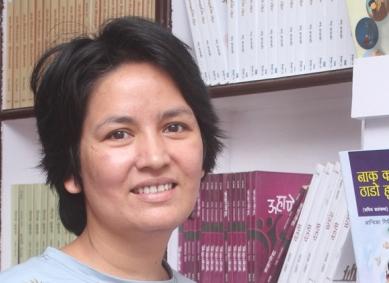 लेखिका आन्विकाकाे निचाेड 'बजारको हौवामा लाग्ने लेखक टिक्दैनन्'